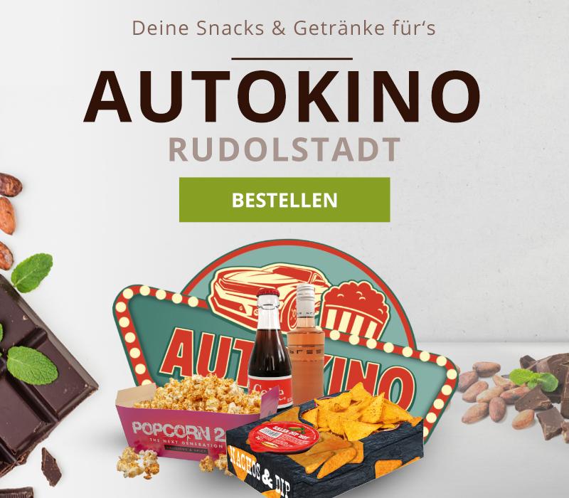 Autokino Schokoladenfabrik